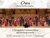 Cantemus Advent - Oros