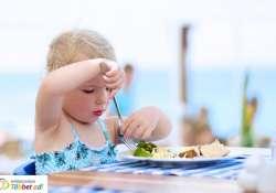 Nyáron is fontos odafigyelni, hogy egészségesen étkezzen a gyermek