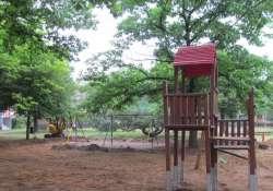 Újabb park és játszótér újul meg Nyíregyházán, ezúttal Jósavárosban