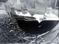 21 retró fotó a babakocsi százéves történetéből