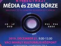 Nyíregyházi Média és Zene Börze