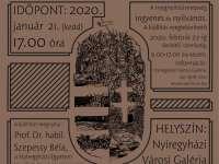 Magasan-mélyen - Börcsök Attila grafikusművész kiállítása Nyíregyházán