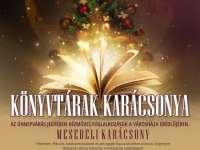 Könyvtárak karácsonya