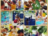 Kids Club nyári tábor Pécsen és Kozármislenyben
