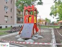 Közösségi és játszóterek - Folyamatosan fejleszt az önkormányzat