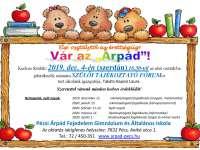 Iskolanyitogató a Pécsi Árpád Fejedelem Gimnázium és Általános Iskolában